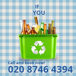 moving services in Balham